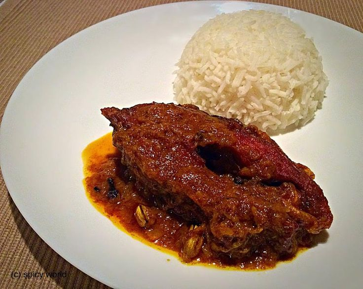 We Bengalis are very fond of fish. Our common meal is fish curry and rice. This recipe is one of the fish curry which we make in occasions and gatherings. I already gave you one kaliya recipe and this one is also very tasty. Try this at your home and let me know how it turns out.