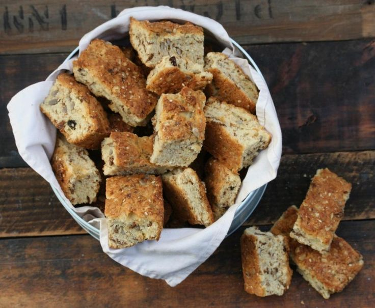 I have been stuck on one favourite rusk recipe forever (which I will do a post about because they are amazing and I have to share), but last week  I came across this recipe in &#8216…