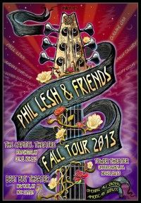 Phil Lesh and Friends...despite myself, i loved it