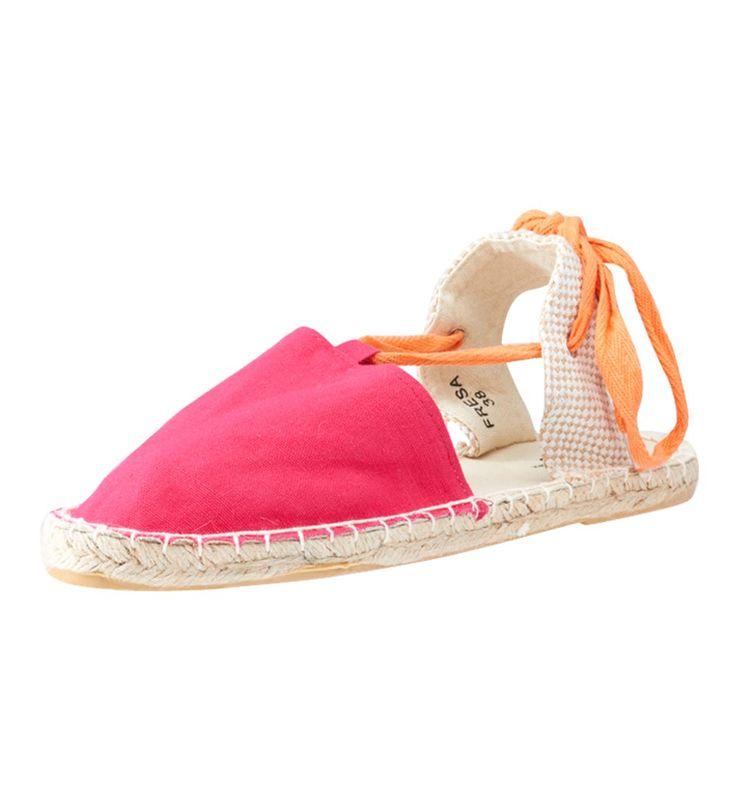 FFC New York Fresa Espadrille Shoes Pink