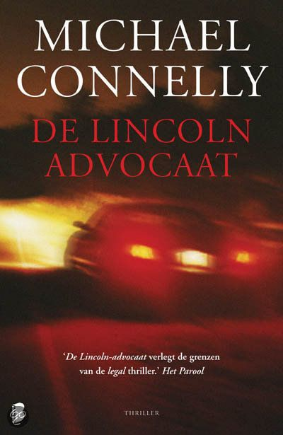 Hell's Angels, oplichters, dronken automobilisten, junks als het echt misgaat weten ze Mickey Haller altijd te vinden. De klantenkring van de advocaat, die meestal kantoor houdt op de achterbank van zijn Lincoln, is een treurige doorsnee van de onderkant van de samenleving.