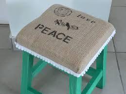 Resultado de imagen para sillones tapizados con arpillera