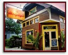 Cafe Atchafalaya. Delicious New Orleans food. Yummmmm.