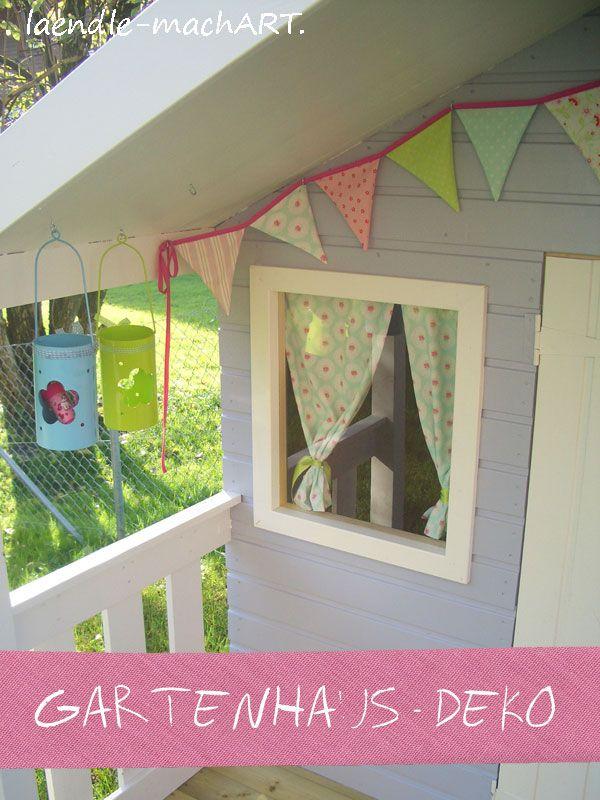 Kinderzimmer deko nähen  Wimpelkette, nähen, DIY, Tutorial, selber nähen, Nähanfänger ...