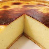 Parisian Flan - French Custard Pie