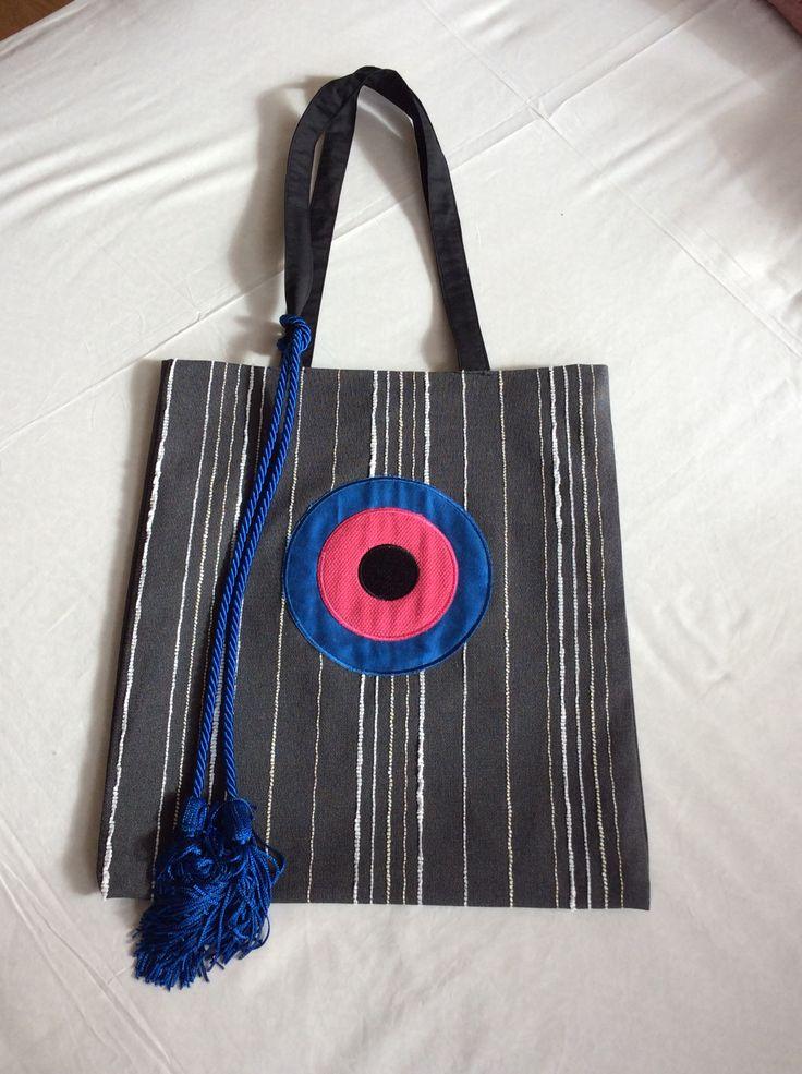 Handmade bag Christina Malle... Tote bag