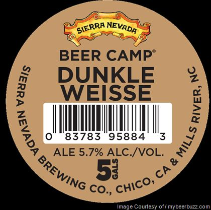 mybeerbuzz.com - Bringing Good Beers & Good People Together...: Sierra Nevada - Dunkle Weiss, Beer Camp Dry-Hopped...