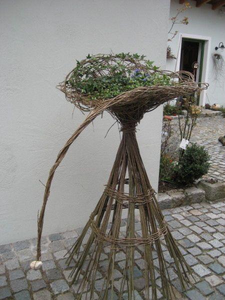 Die Blumenwerkstatt Anni Platz - Spannende Objekte