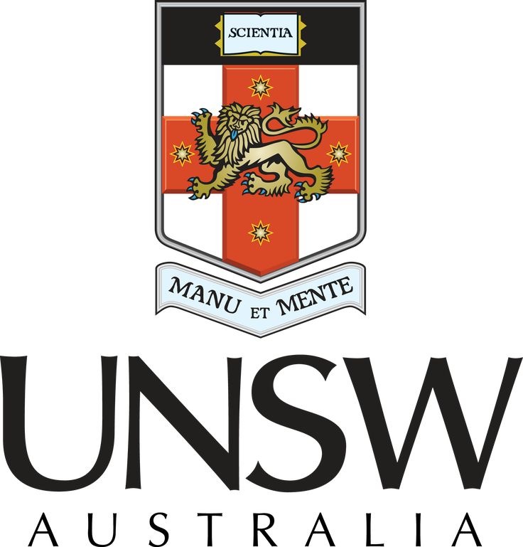 University of NSW coat of arms.
