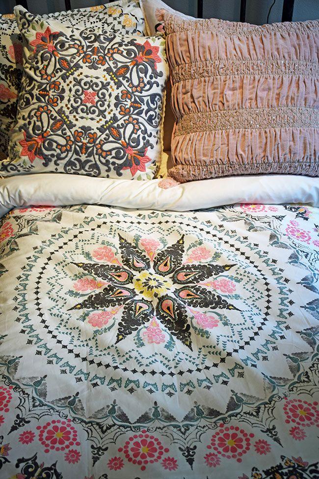 Odd Molly home interior collection AW16   Pillow case   Duvet cover   Interior design   Scandinavian interiors  