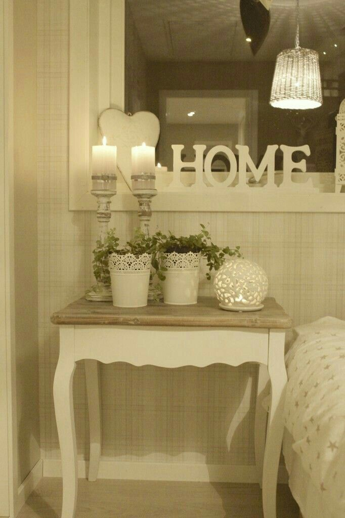 30 best Deko images on Pinterest Decorating ideas, Cottage chic - Deko Für Schlafzimmer