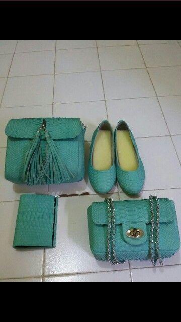snake's Leather set
