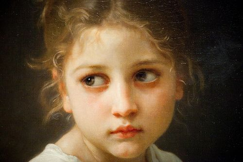 William-Adolphe Bouguereau, Solitaire-Solidaire
