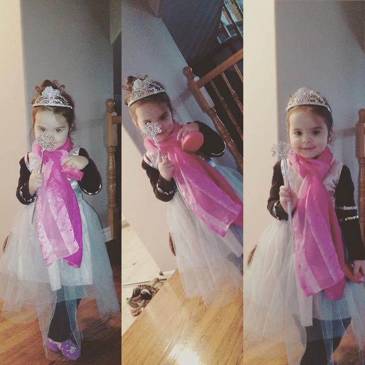 Halloween at preschool today #princess