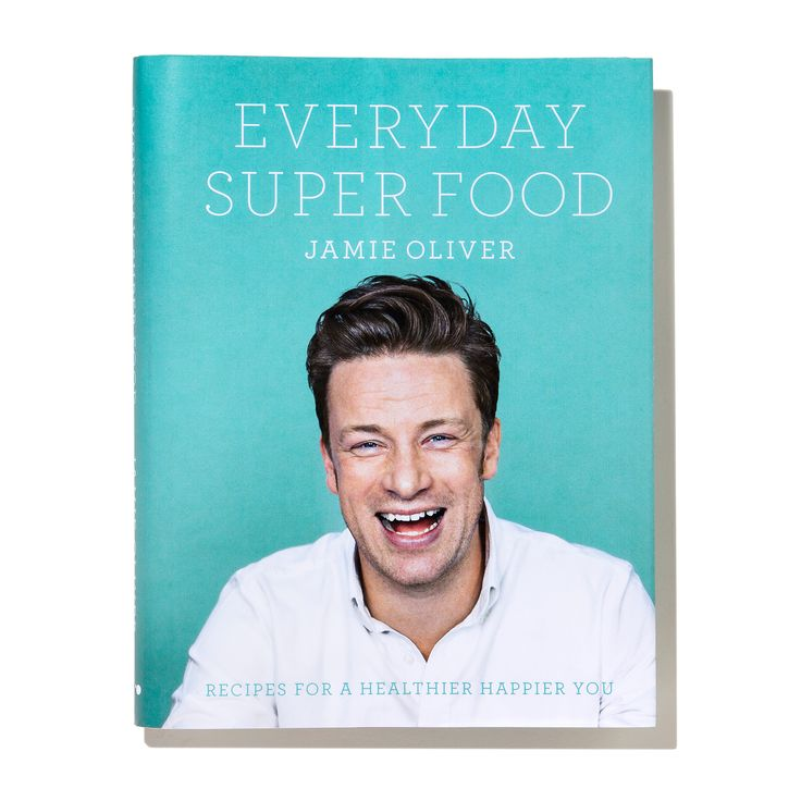 8+Cookbooks+to+Give+Your+Favorite+Chef+This+Holiday+Season+-+EVERYDAY+SUPER+FOOD+BY+JAMIE+OLIVER +-+from+InStyle.com