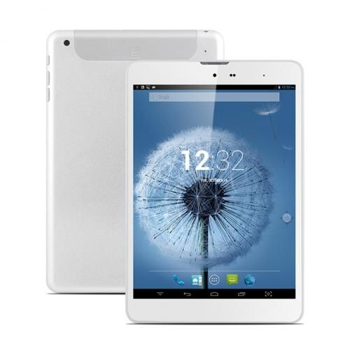 """DMX785 Tablet PC 7.85"""" IPS Android 4.2 Quad core MT8389 GPS doppia fotocamera http://www.androidtoitaly.com/goods.php?id=1506 frequenza cpu 1.2 ghz, quad core disco rigido  8 GB       memoria ram1g risoluzione1024 * 768 batteria4000mah"""