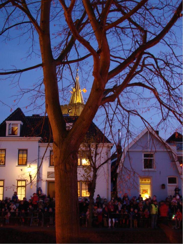 Sinterklaas Intocht, Vesting, Naarden.
