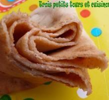Recette - Pâte à crêpes croustillantes au parfum d'amande, sans lait ni oeuf - Proposée par 750 grammes
