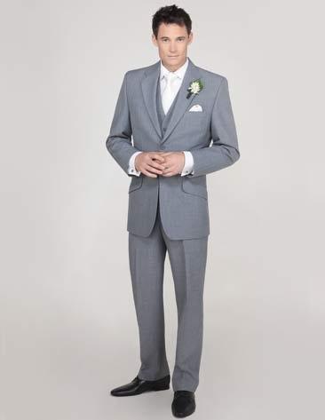 Grey Spurling suit - Mackenzie 535