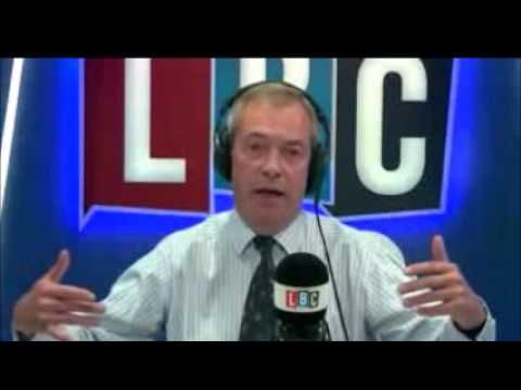 Nigel Farage The EU Give Us Nothing & We Can Make Our Own Laws !