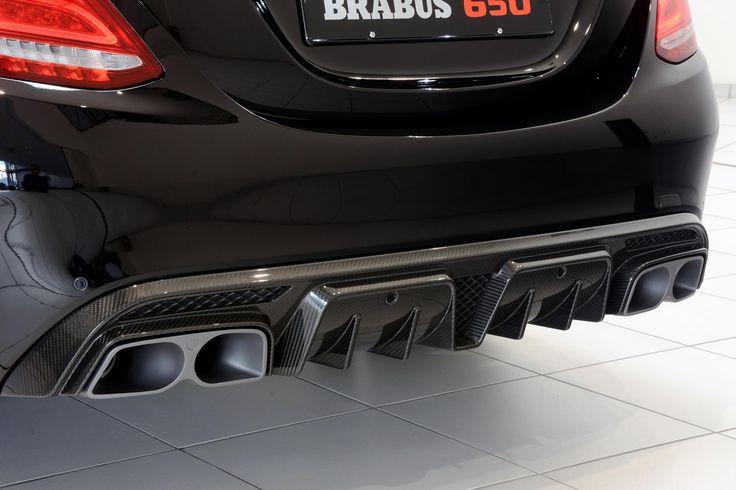 Przedstawiamy Światową Premierę na zbliżających się Targach Motoryzacyjnych w Genewie. 650 KM, 820 Nm, 320 km.h. Brabus 650.  Więcej informacji znajdziecie na naszym blogu: http://www.brabus-jrtuning.pl/blog/brabus-650-na-bazie-c-63-amg-s-zadebiutuje-na-targach-w-genewie/  Brabus JR Tuning