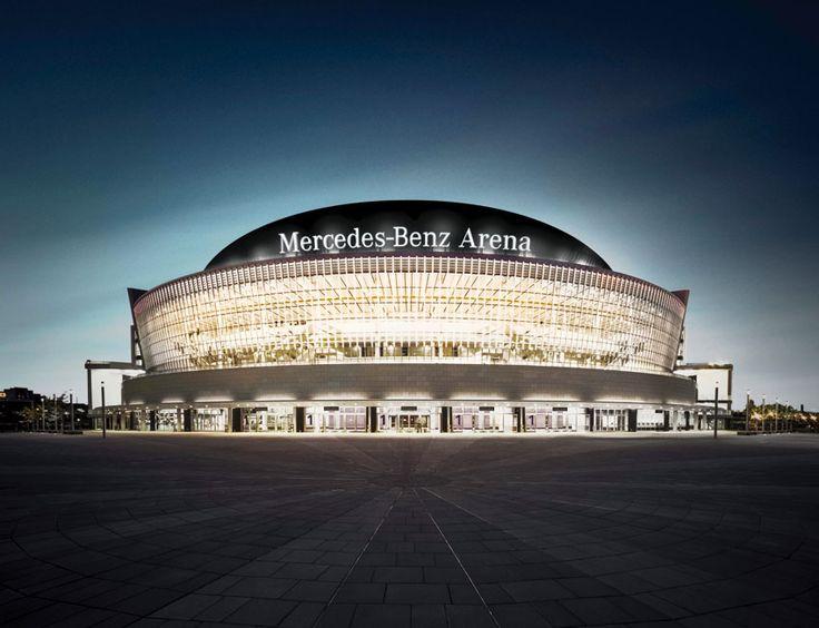 Mercedes-Benz Arena Berlin: Wo ehemaligem Brachland wieder Leben eingehaucht wird - http://www.exklusiv-immobilien-berlin.de/kiezberichte-berlin/mercedes-benz-arena-berlin/007146/