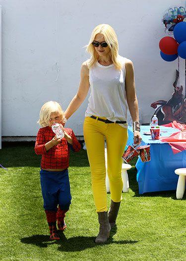 Mellow Yellow: Gwen Stefani