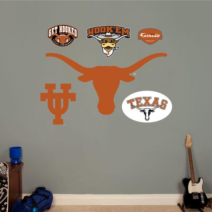 25 best Texas Longhorn\'s Kid\'s Room images on Pinterest ...