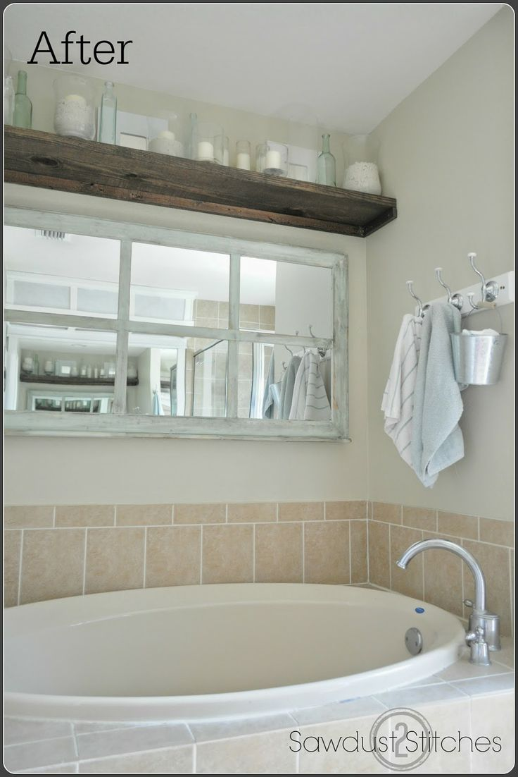 Above window shelf ideas   best bathroom ideas and resources images on pinterest  bathrooms
