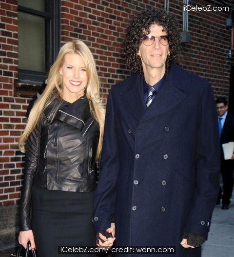 Howard Stern  Celebrities attend
