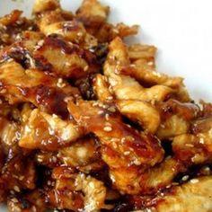 Simple 5 Ingredient Crock Pot Chicken Teriyaki