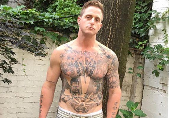 Prison Pecs! Cameron Douglas Bares All In Raunchy Social Media Snaps - Radar…