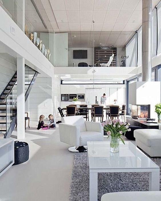 110 mejores im genes de decoraci n de comedor y sala for Disenar espacios interiores
