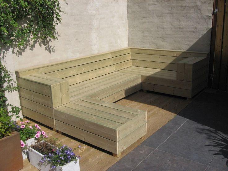 Made by Flaxgarden: Loungebank