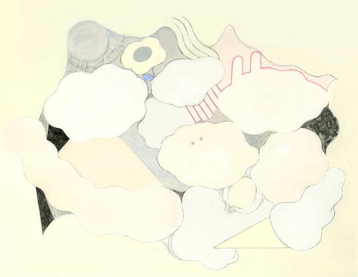 anccoo:  clouds (2010) ancco