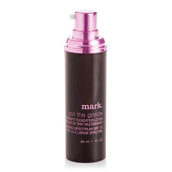 An oil-free liquid formula that's so good it not only contains broad spectrum UVA and UVB protection it also leaves skin with a radiant glow and a dewy finish. 1.0 fl. oz.