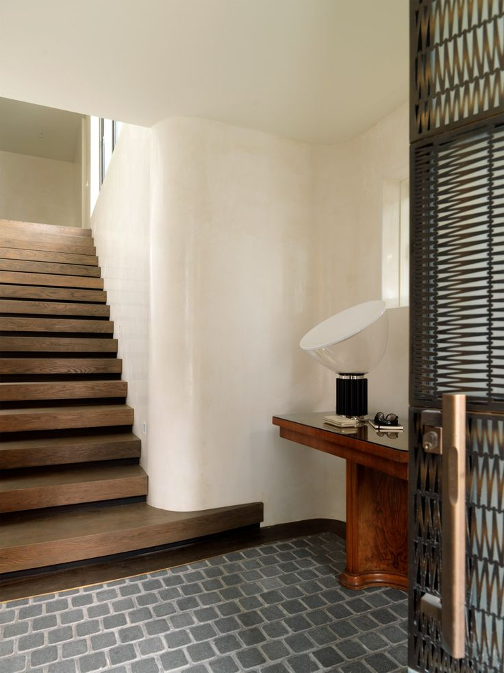 Stair Detail - Cremorne House by Decus