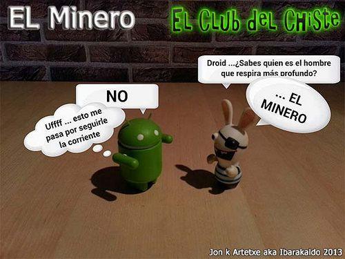 [El Club del Chiste]  El Minero #chiste