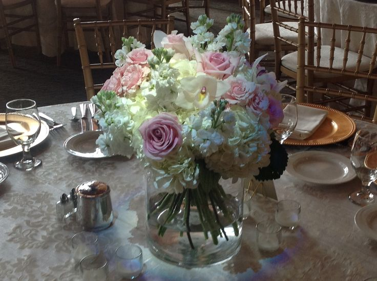 Tall Centerpiece, Low Wedding Centerpieces And