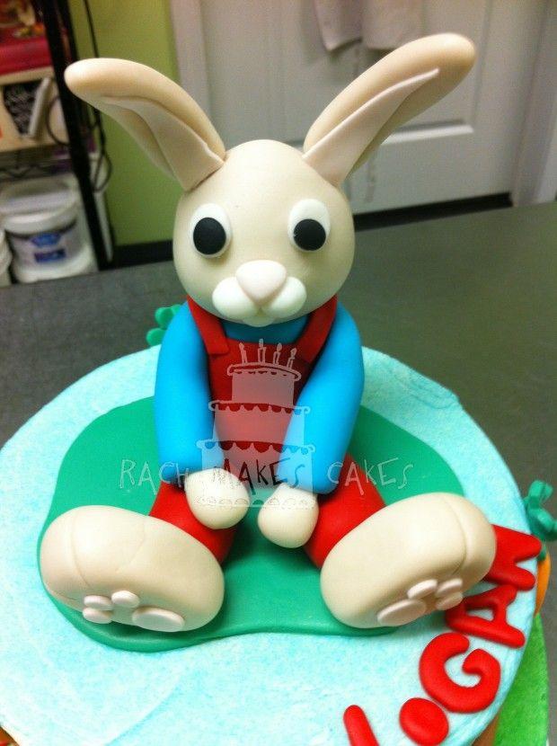 Harry the Bunny