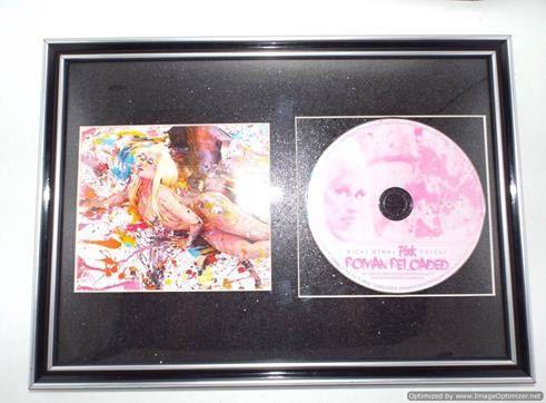 Nikki Minage Roman Reloaded Framed Presentation CD by MusicNation