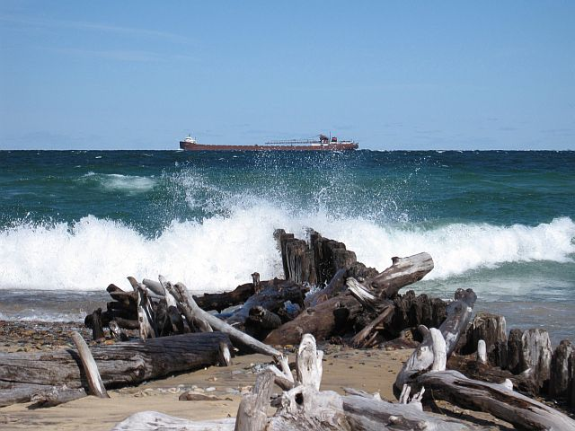 Whitefish point michigan must on everyone 39 s bucket list for White fish point