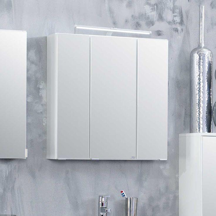 the 25+ best badspiegel led ideas on pinterest | badspiegel mit ... - Badezimmer Spiegelschränke Mit Beleuchtung