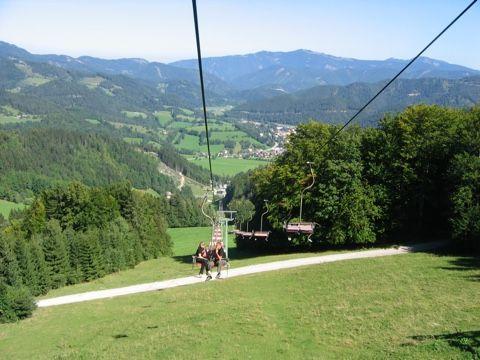 Sommerrodelbahn, Türnitz