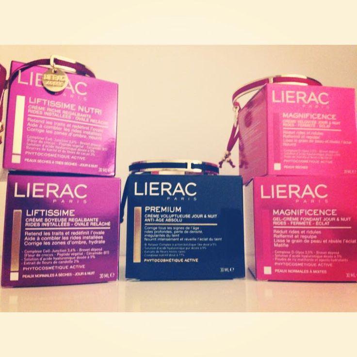 Ετοιμάζουμε υπέροχα επετειακά συλλεκτικά δώρα Lierac ♡ Stay Tuned ♡ #40ΧρόνιαΟμορφιάς #LieracHellas #OmorfiaPantou