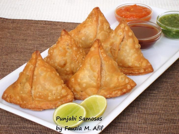 These delicious punjabi aloo samosas are made with a crisp and flaky pastry dough and stuffed with a spicy potato and pea filling. They are incredibly easy to prepare and leftovers make for an incredible samosa chaat!