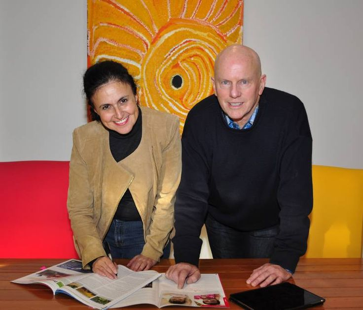 Grosset Gaia Fund board members Frances Uggias and Jeffrey Grosset follow the outcomes from the fund's sponsorship of SAHMRI. The fund now supports the Wool, Wine and Wheat Country Education Fund, assisting young rural people in the Mid North to achieve their post-high school goals.