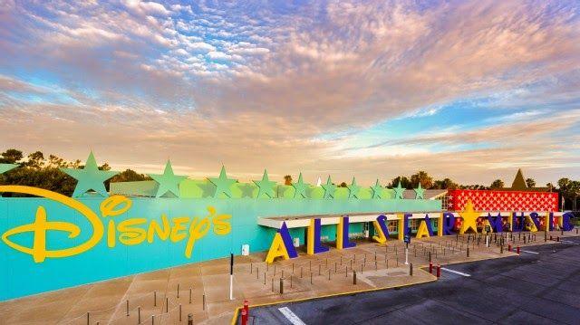 Na Disney: Hotéis no Complexo - Disney's All Star Music Resort