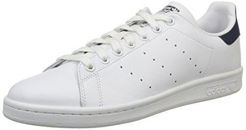 Oferta: 85€ Dto: -24%. Comprar Ofertas de adidas Stan Smith - Zapatillas deportivas para hombre, color blanco, talla 41 1/3 barato. ¡Mira las ofertas!