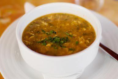 Harira - Moroccan Spiced Tomato and Lentil Soup